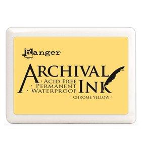 Tinta Ranger Archival Ink Chrome Yellow