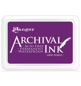 Tinta Ranger Archival Ink Deep Purple