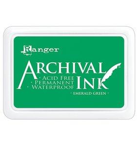 Tinta Ranger Archival Ink Emerald Green