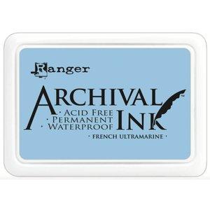 Tinta Ranger Archival Ink French Ultramarine