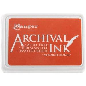 Tinta Ranger Archival Ink Monarch Orange