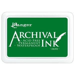 Tinta Ranger Archival Ink Olive