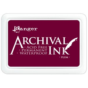 Tinta Ranger Archival Ink Plum