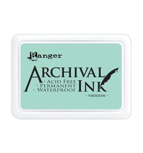 Tinta Ranger Archival Ink Viridian