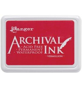 Tinta Ranger Archival Ink Vermillion