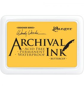 Tinta Ranger Archival Ink Buttercup