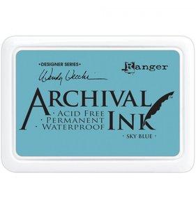 Tinta Ranger Archival Ink Sky Blue