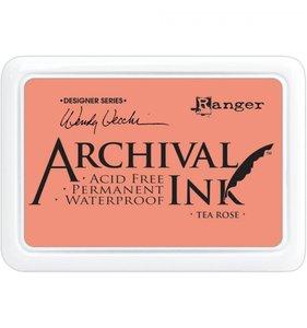 Tinta Ranger Archival Ink Tea Rose