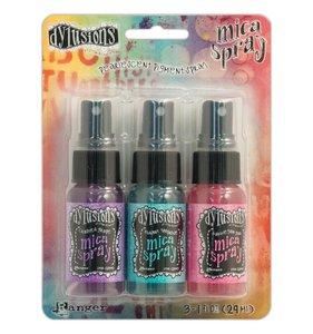 Dylussions Mica Sprays