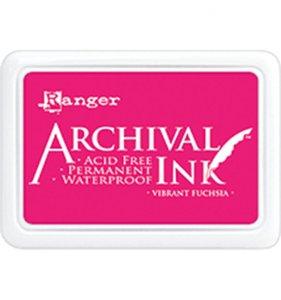 Tinta Ranger Archival Ink Vibrant Fuchsia