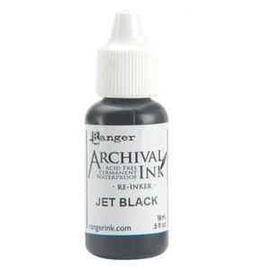 Recarga para tinta Ranger Jet Black