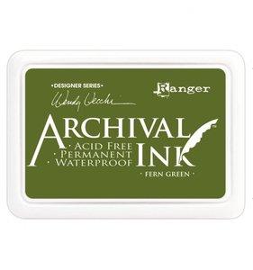 Tinta Ranger Archival Ink Fern Green