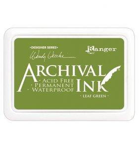 Tinta Ranger Archival Ink Leaf Green