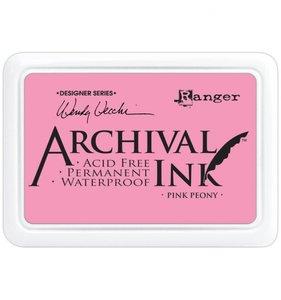 Tinta Ranger Archival Ink Pink Peony