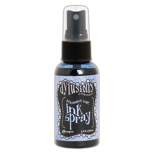 Ink Spray Ranger Dylusions Periwinkle Blue