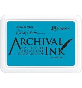 Tinta Ranger Archival Ink Bluebird