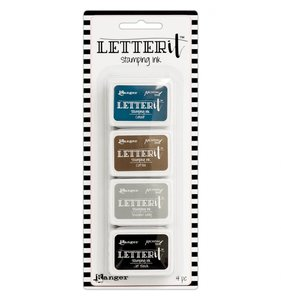 Set mini tintas Archival Letter It nº 1