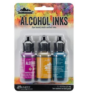 Alcohol Ink Set Nature Walk
