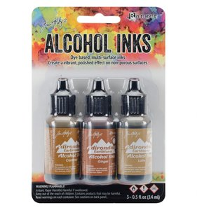 Alcohol Ink Set Cabin Cupboard