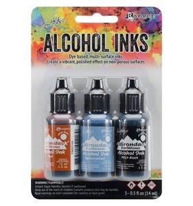 Alcohol Ink Set Miners Lantern
