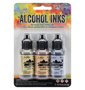 Alcohol Ink Set Wildflowers