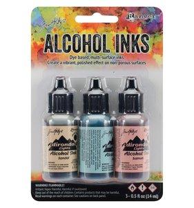Alcohol Ink Set Lakeshore
