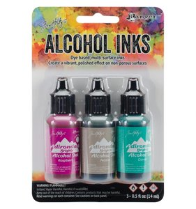 Alcohol Ink Set Valley Trail