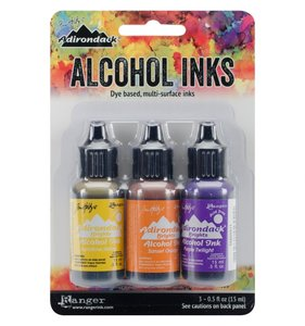 Alcohol Ink Set Summit View