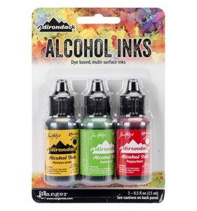 Alcohol Ink Set Conservatory