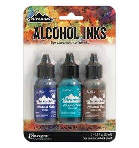 Alcohol Ink Set Mariner