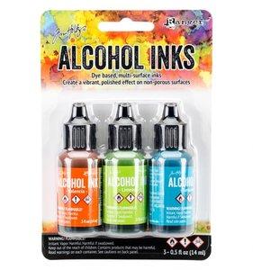 Alcohol Ink Set Spring Break