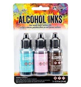 Alcohol Ink Set Retro Café