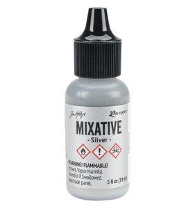 Alcohol Ink Metallic Mixative SIlver