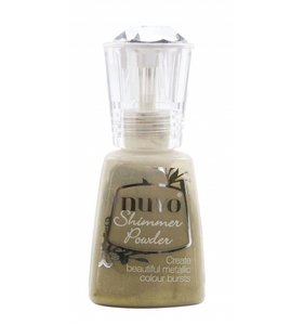 Nuvo Shimmer Powder Golden Spankler