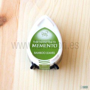 Tinta pequeña Memento Bamboo Leaves