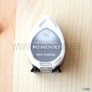 Tinta pequeña Memento Gray Flannel