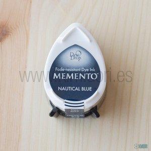 Tinta pequeña Memento Nautical Blue
