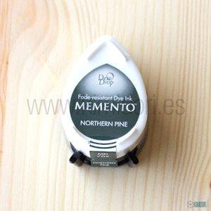 Tinta pequeña Memento Northern Pine