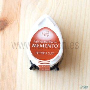 Tinta pequeña Memento Potter's Clay