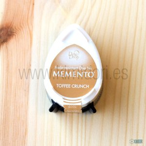 Tinta pequeña Memento Toffee Crunch