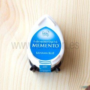 Tinta pequeña Memento Bahama Blue