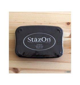 Tinta grande Stazon Jet Black