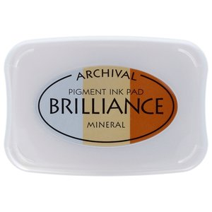 Tinta Brilliance 3 colores Mineral
