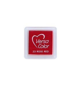 Tinta Versacolor Rose Red