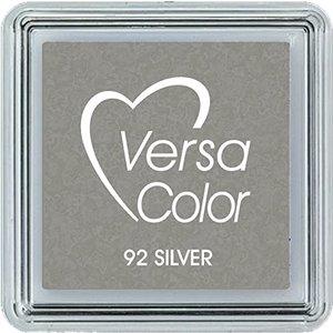 Tinta Versacolor Metallic Silver