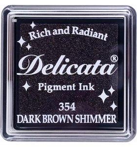 Tinta Delicata Dark Brown Shimmer