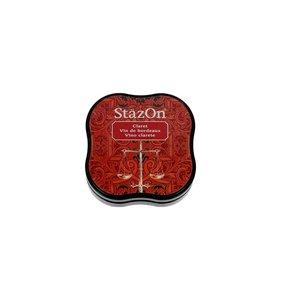 Tinta Stazon Midi Claret