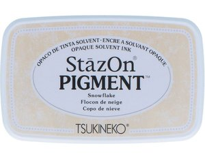 Tinta Stazon Pigment Multisuperficies Snowflake