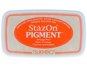 Tinta Stazon Pigment Multisuperficies Orange Peel