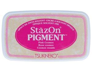Tinta Stazon Pigment Multisuperficies Pink Cosmos